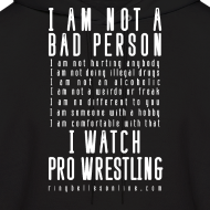 Design ~ Bad Person Hoodie