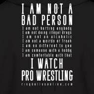 Design ~ Bad Person Hoodie