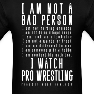 Design ~ Bad Person Men's T-Shirt