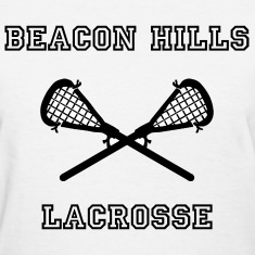 Beacon Hills Lacrosse- Stilinski