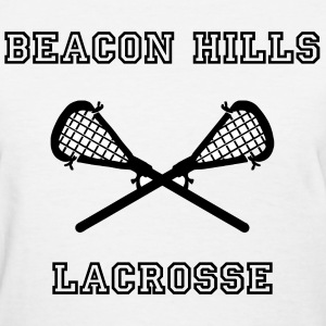 Beacon Hills Lacrosse- Stilinski - Women's T-Shirt