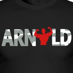Arnold Camo Long Sleeve Shirts