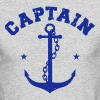 CAPTAIN ANCHOR Long Sleeve Shirts - Men's Long Sleeve T-Shirt by Next Level