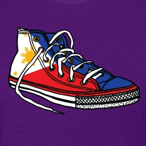 Pinoy Runner Womens Filipino Tshirt - Women's T-Shirt