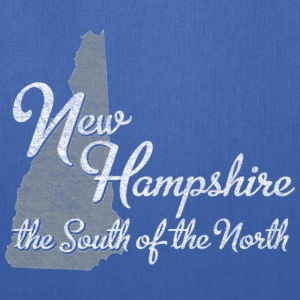 New Hampshire the South of the North Bags & backpacks - Tote Bag