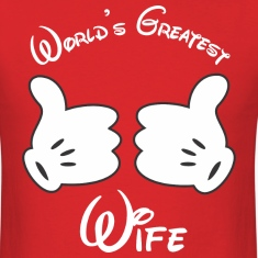 World's Greatest Wife T-Shirts