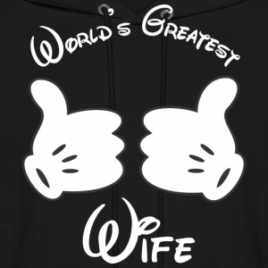 World's Greatest Wife Hoodies - Men's Hoodie