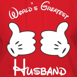 World's Greatest Husband Hoodies - Women's Hoodie