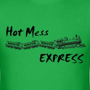 Hot Mess Express - Men's T-Shirt