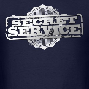secret service - Men's T-Shirt