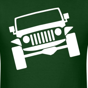 adventure car  - Men's T-Shirt