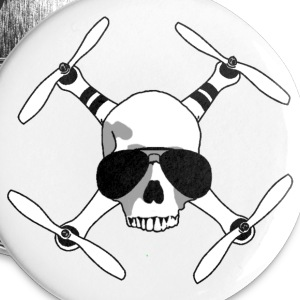 Skullcopter - Small Buttons