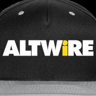 Design ~ Altwire Snap-Back Baseball Cap