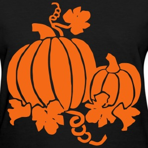Pumpkins - Women's T-Shirt