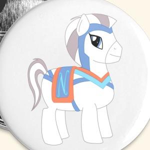"Arabian ""To the North"" Pony"