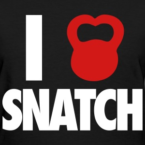 I Love Snatch Women's T-Shirts - Women's T-Shirt