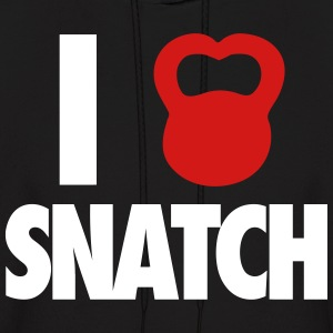 I Love Snatch Hoodies - Men's Hoodie