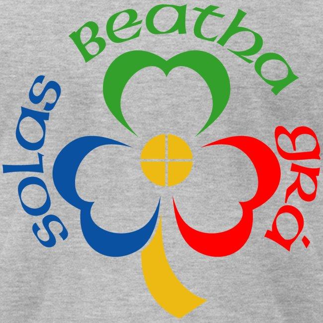 Solas Beatha Gra (Light, Life, Love in Gaelic)