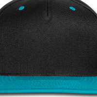 Zoom: Snap-back Baseball Cap with design