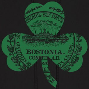 Bostonia Boston Massachusetts Hoodies - Men's Hoodie