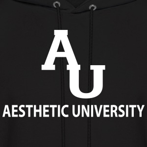 Aesthetic University Hoodies - Men's Hoodie