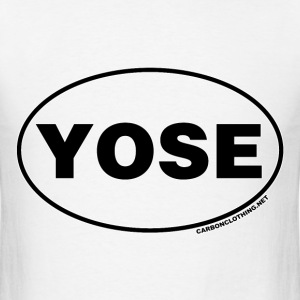 YOSE Yosemite National Park - Men's T-Shirt