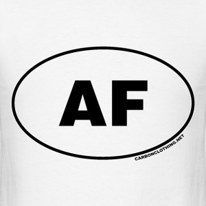 AF Alabama - Men's T-Shirt