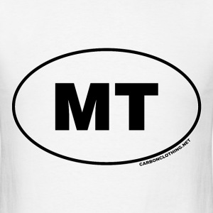 MT Montana - Men's T-Shirt
