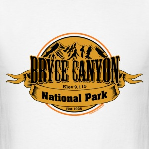 Bryce Canyon National Park - Men's T-Shirt