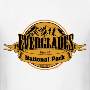 Everglades National Park - Men's T-Shirt