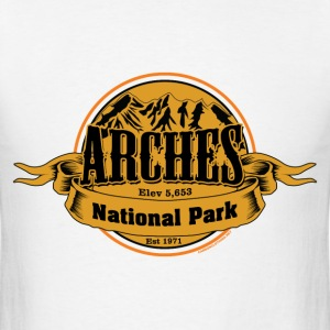 Arches National Park - Men's T-Shirt