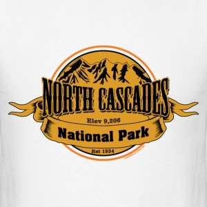 North Cascades National Park - Men's T-Shirt