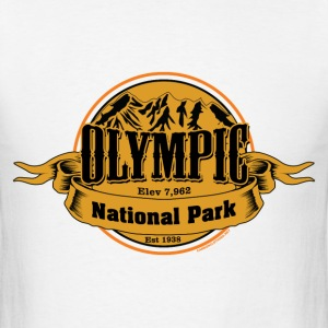 Olympic National Park - Men's T-Shirt