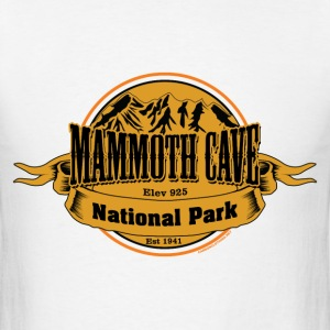 Mammoth Cave National Park - Men's T-Shirt