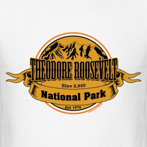 Theodore Roosevelt National Park - Men's T-Shirt
