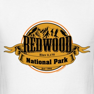 Redwood National Park - Men's T-Shirt