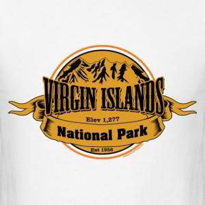 Virgin Islands National Park - Men's T-Shirt