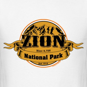 Zion National Park - Men's T-Shirt