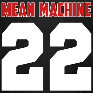 Mean Machine T-Shirts - Men's T-Shirt by American Apparel