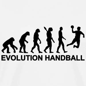 Evolution Handball T-Shirts - Men's Premium T-Shirt
