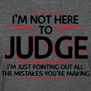 JUDGE Women's T-Shirts - Women's T-Shirt