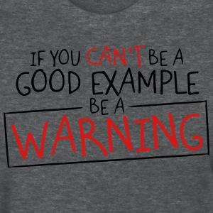 warning Women's T-Shirts - Women's T-Shirt