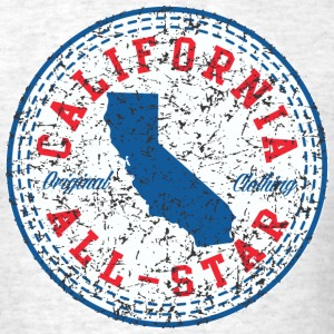 California All Star Original T-Shirts - Men's T-Shirt