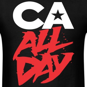 CALI All Day T-Shirts - Men's T-Shirt