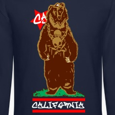 CALI Bear California Long Sleeve Shirts