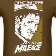 Design ~ Indiana Jones: It's the Mileage