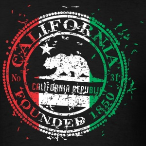 California Founded 1850 T-Shirts - Men's T-Shirt