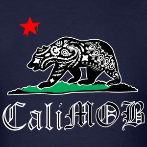 California MOB T-Shirts - Men's T-Shirt