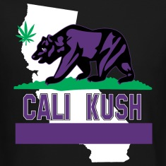 CALI Kush Long Sleeve Shirts