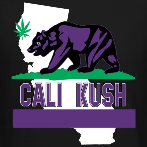 CALI Kush Long Sleeve Shirts - Crewneck Sweatshirt